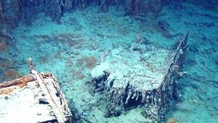 Okyanusun dibinde şaşkına çeviren görüntü