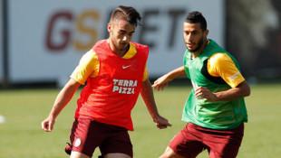 Galatasaray Falcao, Lemina ve Luyindama'sız çalıştı