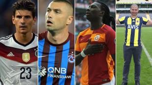 Süper Lig'de son 10 sezonun 8'inde yabancı futbolcular gol kralı oldu