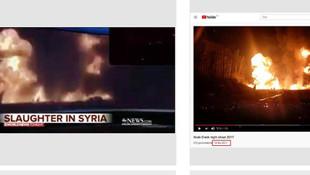 ABD algı operasyonuna devam ediyor: Görüntüleri böyle çarpıttı
