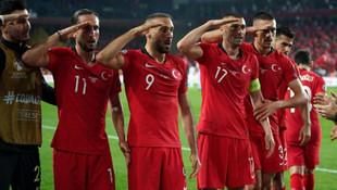 Milli maç saat kaçta ? İşte Türkiye'nin ilk 11'i...