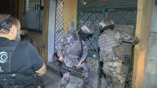 İstanbul'un 5 ilçesinde şafak operasyonu: 31 gözaltı