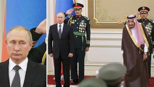Suudi Arabistan ordusu Rus marşını katletti ! Putin şoke oldu