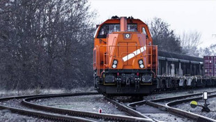 Çin'den yola çıkan tren Marmaray'dan geçecek
