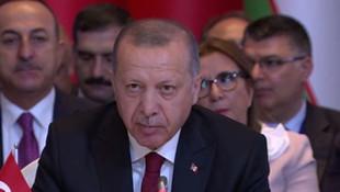 Erdoğan: 1000 kilometrekarelik alan terörden kurtarıldı