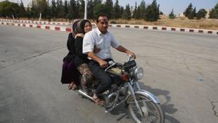 Tel Abyad'a dönüş başladı