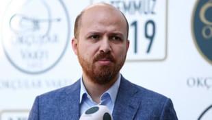 Bilal Erdoğan'a kötü haber !