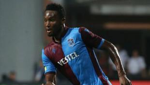 Trabzonspor'da John Obi Mikel'in durumu netleşmedi
