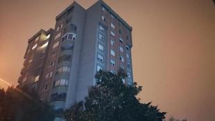 8. kattan düşen kadın doktor hayatını kaybetti