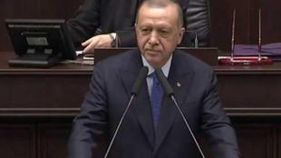 Erdoğan'dan AK Partili vekillere: Arka bahçelerden toplayıp getirmeyelim