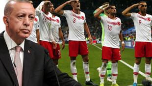 Cumhurbaşkanı Recep Tayyip Erdoğan'dan 'asker selamı' açıklaması