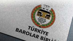 Türkiye Barolar Birliği'nde Olağanüstü Genel Kurul süreci başladı