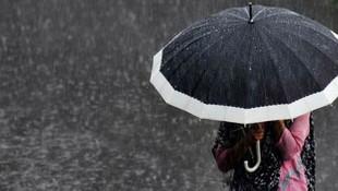 Hava sıcaklıkları düşüyor ! Meteoroloji'den yağış uyarısı