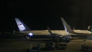 ABD heyeti Türkiye'ye gelmeden İrlanda'ya iniş yaptı