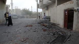 Nusaybin'de 8 kişinin şehit olduğu hain saldırı kamerada