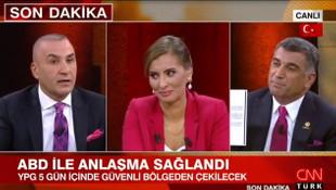 MHP'li Özkan'ın canlı yayındaki mektup tepkisi olay oldu