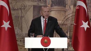 Erdoğan'dan Trump'a mektup yanıtı: Gereken yapılacak