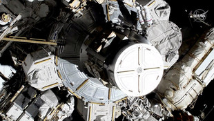 NASA'daki kadın astronotlardan bir ilk !