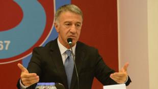 Ahmet Ağaoğlu Trabzonspor'un borcunu açıkladı