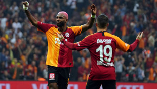 Galatasaray'da Ryan Babel 3. golünü kaydetti