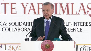 Erdoğan'dan silah ambargosu açıklaması