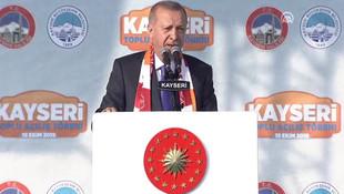 Erdoğan: Şartlar yerine getirilmezse harekat başlar
