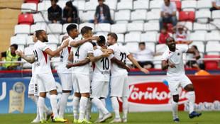 Antalyaspor 0 - 6 Gençlerbirliği
