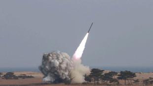 Kuzey Kore balistik füze fırlattı !