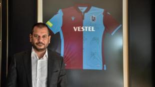 Ertuğrul Doğan: Trabzonspor olduğu her yerde zirve için oynar