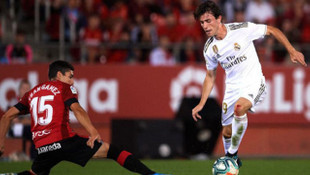 Mallorca 1-0 Real Madrid