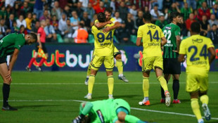 Denizlispor 1 - 2 Fenerbahçe