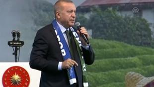 Erdoğan: ''Sigara haramdır''