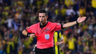 Ali Palabıyık Leipzig - Zenit maçını yönetecek