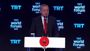 Erdoğan: Terör örgütleriyle masaya oturmadık