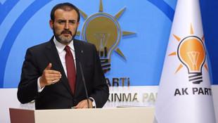 AK Parti'den Barış Pınarı Harekatı'na destek vermeyen sanatçılara tepki