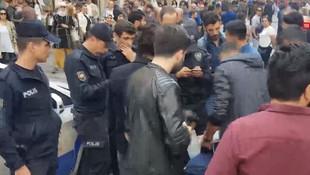 Taksim'de canlı bomba alarmı! Ortalık bir anda karıştı