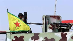 Terör örgütü YPG/PKK'dan İsrail hamlesi
