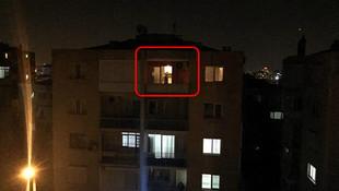 İzmir'de üvey kardeş dehşeti !