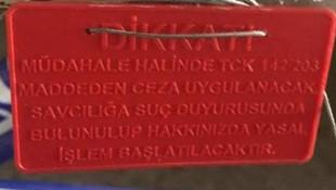 Davutoğlu'nun yeni partisinin merkezi mühürlendi