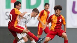 Galatasaray 0 - 1 Real Madrid (UEFA Gençlik Ligi)