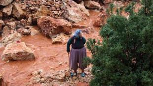 Gaziantep'i sel vurdu ! Hayat durma noktasına geldi
