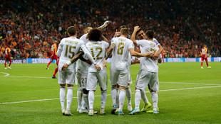 Galatasaray Şampiyonlar Ligi'nde yine kayıp!