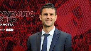 Genoa, teknik direktörlük görevine Thiago Motta'yı getirdi