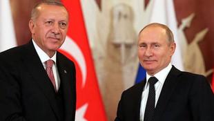 İngiliz gazetesi, Erdoğan'ın Putin ve Pence'le çektirdiği fotoğrafa dikkati çekti