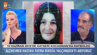 Müge Anlı'nın programına çıkmıştı... Kayıp kadını, eşi yakarak öldürmüş