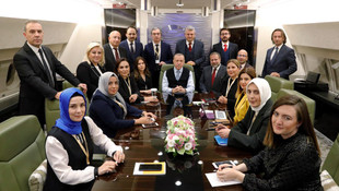Erdoğan'dan flaş açıklama: ''Eğer YPG bölgeden atılmazsa...''