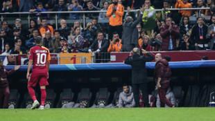 Galatasaray'da Younes Belhanda krizi