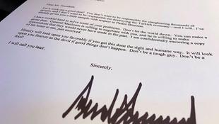 AK Parti'den Trump'ın skandal mektubu için olay olacak açıklama