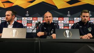Gerhard Struber: Başakşehir'e oyunumuzu kabul ettirmek istiyoruz