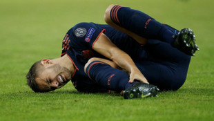 Bayern Münih Lucas Hernandez'in sağ ayak bileğinde yırtık olduğunu duyurdu